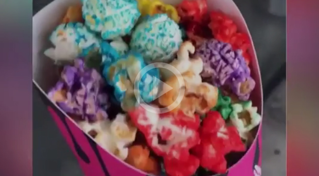Palomitas de Maíz Colores