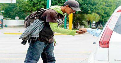 Piden dinero mexicanos que fingen ser centroamericanos