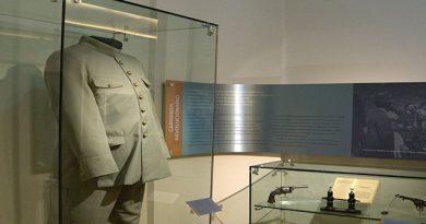 Salas renovadas del Museo Casa de Carranza