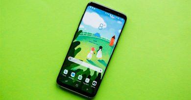 Samsung Galaxy S9 El primer concepto no sorprende mucho