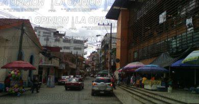 Se reanuda servicio de agua en Chicontepec