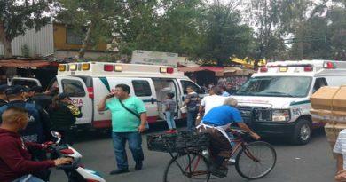 Se registra balacera en Tepito