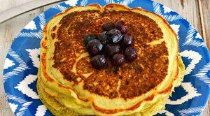 Sin Harina Hotcakes