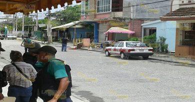 Taxista ejecutado