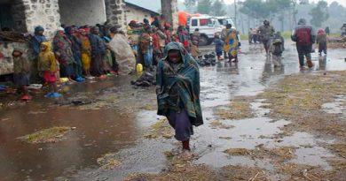 Temen hasta 200 muertos por deslave en el Congo