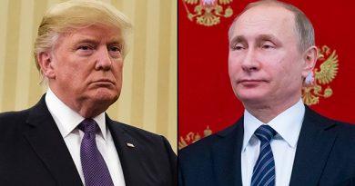 Trump Sanciones Rusia