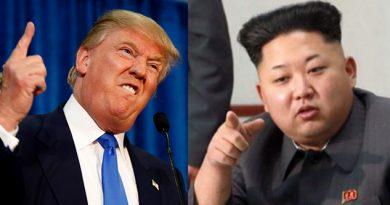 Trump VS Pyongyang