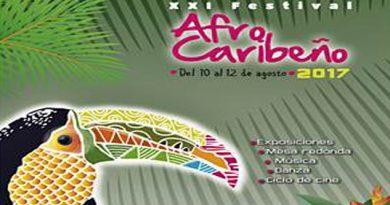 Ya viene el Afrocaribeño 2017