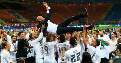 Zidane Renueva Real Madrid 2020