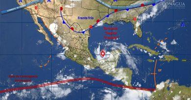 avance-de-la-tormenta-tropical-franklin-hacia-las-costas-de-veracruz-conagua