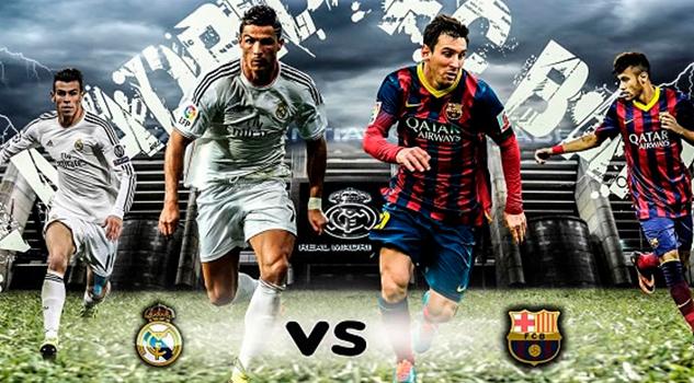 Real madrid vs barcelona hoy desde el bernab u la for Real madrid sevilla hoy