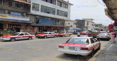 módulo de ordenamiento del transporte público en su modalidad de taxis