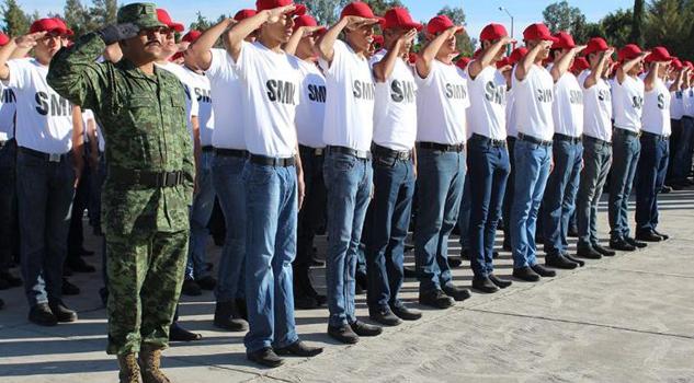 Servicio Militar Nacional Veracruz