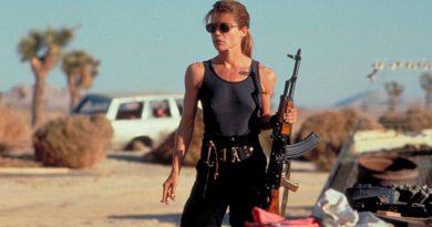 ¡Linda Hamilton volverá a ser Sarah Connor luego de 25 años!