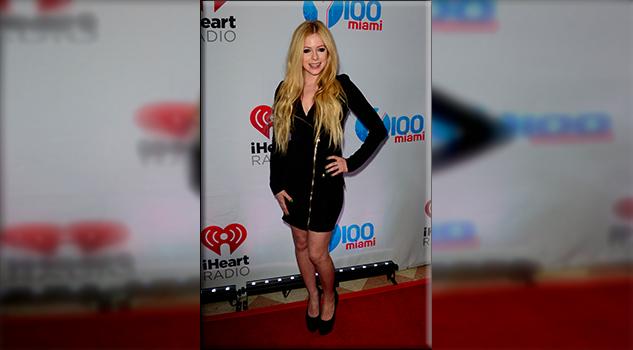 ¡Avril Lavigne confirmó que está lista para lanzar un nuevo disco!