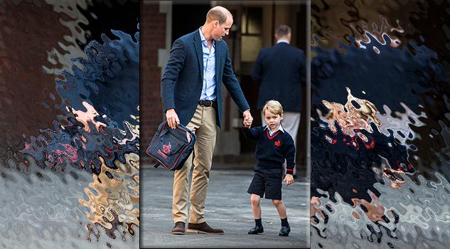 ¡Una mujer irrumpió ilegalmente en la escuela del Príncipe George!