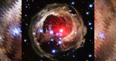 10.-Belleza en los colores del universo