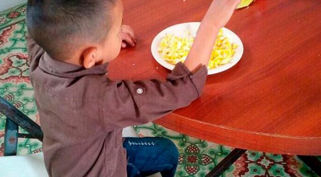 Abandonan a niño hondureño en Coatzacoalcos