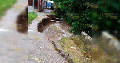 Activan Albergue Inundación