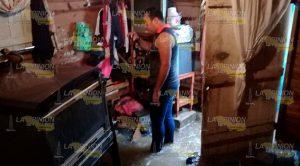 Afectadas Familias Zona Rural