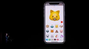 Animoji los nuevos emojis 3D del iPhone X con el FaceID1