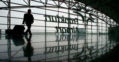 Apagón Masivo Aeropuertos Mundo
