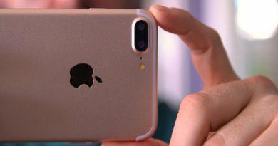Apple aumentaría los megapíxeles de la cámara del iPhone 8