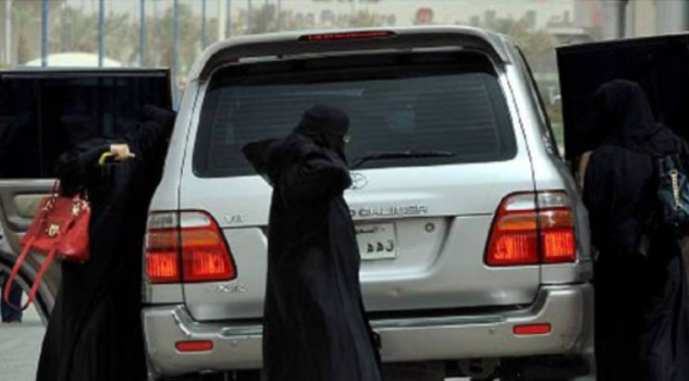 Arabia Saudíta Mujeres Conducir