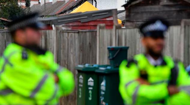 Arrestan Londres Hombre Herido Personas