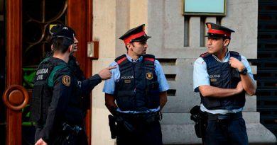 Arrestan Secretario Gobierno Cataluña