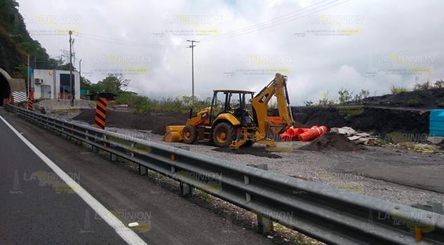 Autopista inconclusa