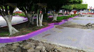 Avanza Rehabilitación Parque Primero Mayo