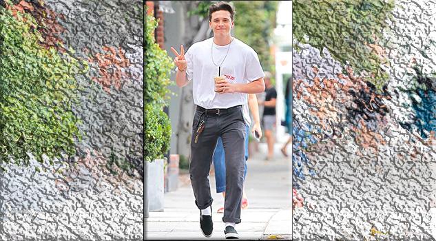 Brooklyn Beckham reveló cómo lidia con su fama en la universidad