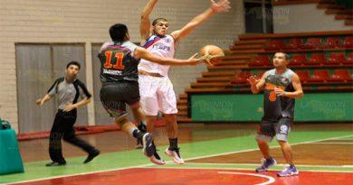 CAVS Y PETROLEROS VENCEN Liga Municipal de Basquetbol PR 1