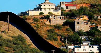 Caen Mexicanos Intentar Cruza Frontera E.U.