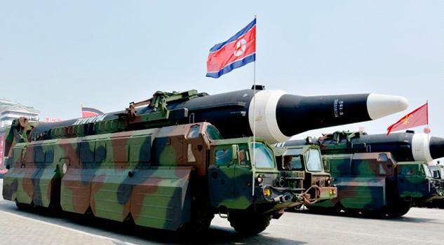 Campaña Expulsar Corea Norte ONU