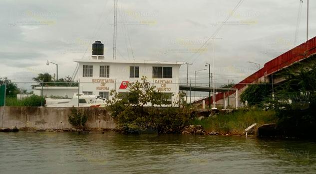 Capitanía de Puerto en Tamiahua