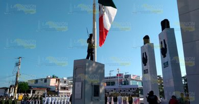 Ceremonia Conmemorativa Gesta Heróica Niños Héroes