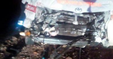Choque en la Córdoba-Veracruz deja 16 heridos