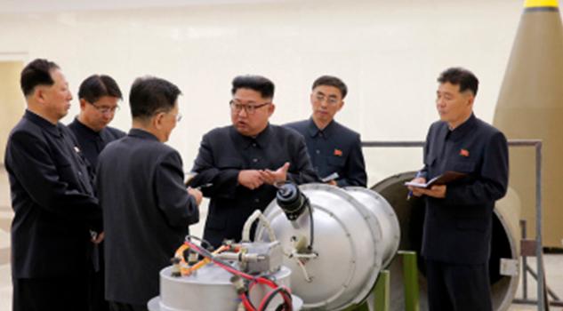 Corea Norte Probará Armas Nucleares