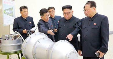 Corea del Norte confirma que realizó una sexta prueba nuclear