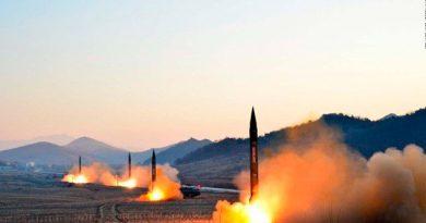 Corea del Norte estaría movilizando un misil intercontinental, cree Seúl