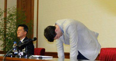 Corea del Norte niega haber torturado a Otto Warmbier y dice que Trump se aprovecha de su caso