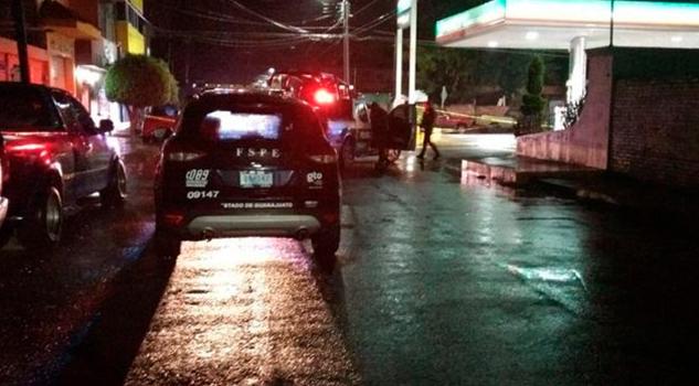 Asesinan a siete en ataque a gasolinera de Guanajuato