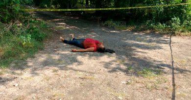 Determinan que víctima de homicidio recibió