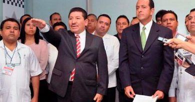 Detienen Sánchez Tirado Exdirector Reinserción Social