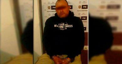 Detienen a ex director de la policía municipal de Perote