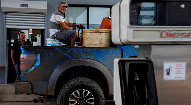 Diésel Gasolina Enloquecen Puerto Rico