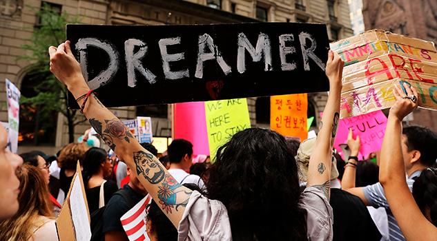 Dreamers Soñadores DACA