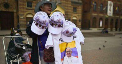 El Papa Francisco viaja hoy a Colombia para apoyar el proceso de reconciliación